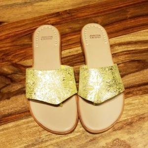 Johnston & Murphy slide sandals